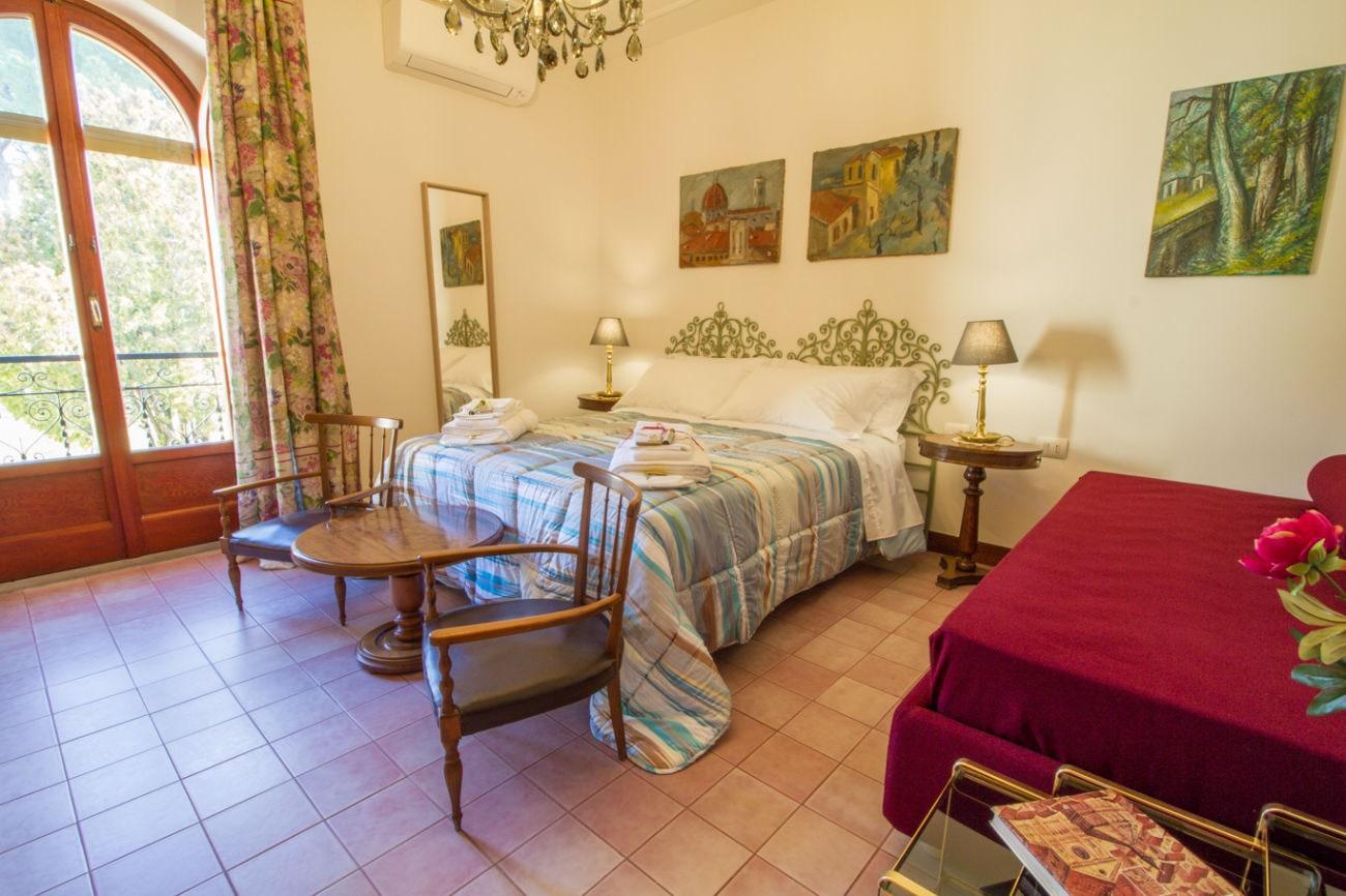 Letti A Castello Firenze.Bed And Breakfast Firenze Castello Palazzi Rooms Petraia